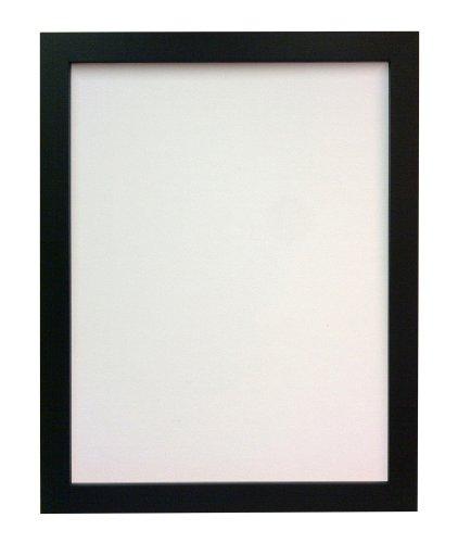 Frames By Post H7 - Marco de fotos (25 mm de anchura, 45,7 x 30,5 cm), color negro