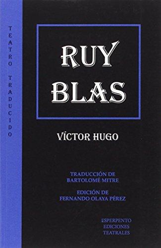 Ruy Blas por Victor Hugo