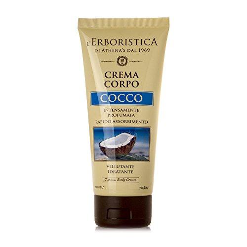 ERBORISTICA Crema Corpo COCCO 200 Ml. Körperpflege