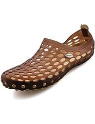 Oriskey Zapatos Aguamarina de Agua Zapatillas deportivas de Aqua de Surf de Playa de deporte para hombre Verano Sandalias