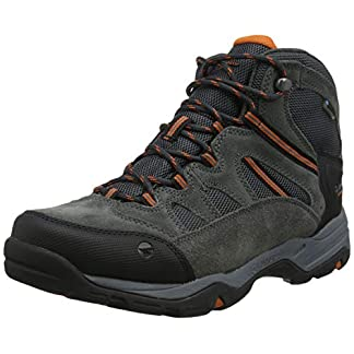 Hi-Tec Men's Banderra Ii Wp High Rise Hiking Boots 10