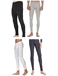 MEN'S IMPROVED SUPERIOR QUALITY COTTON LYCRA BLEND LONG JOHN***SAME DAY POSTING***