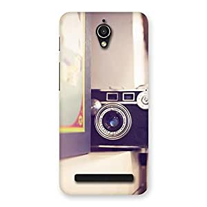 Gorgeous Pastel Camera Back Case Cover for Zenfone Go