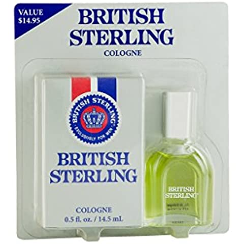 BRITISH STERLING by Dana - After Shave/Cologne