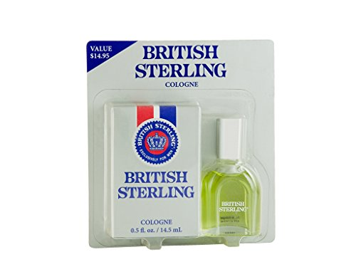 BRITISH STERLING by Dana - After Shave/Cologne 15ml - Men