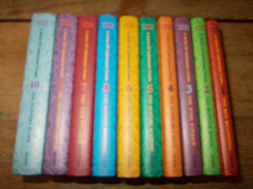 A Series of Unfortunate Events, Books 1-10 for sale  Delivered anywhere in UK
