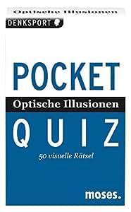 POCKET-QUIZ: Optische Illusionen