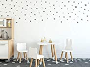 "Removable Wall Decals for Kids Room Decoration +""Dots, Polka""+""Stars""+""Cloud""+&q"