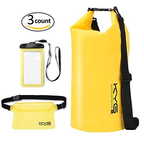 Premium bolsa estanca 20L impermeable seca PVC- Set de bolsa waterproof con...