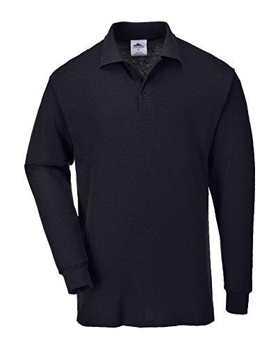 Portwest Workwear Long Sleeved Polo Shirt - B212