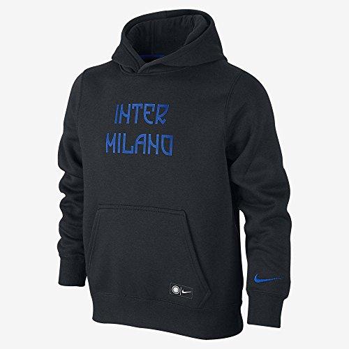 Nike Inter et NSW Hoodie Po Cre – Veste inter de Milan pour homme