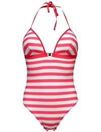 Amazon.co.uk  Tommy Hilfiger - One Pieces   Swimwear  Clothing 8235b811e78a