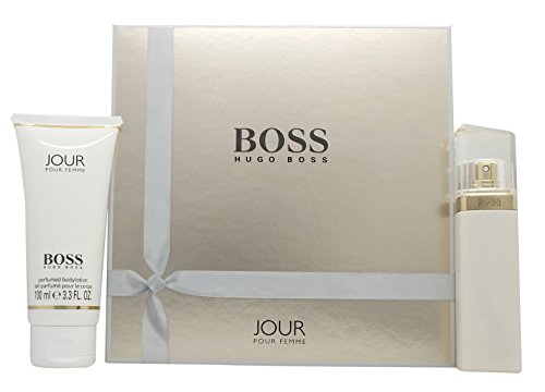 Hugo Boss Boss Jour Pour Femme Geschenkset 50ml EDP + 100ml Body Lotion (Body Lotion Femme Boss)
