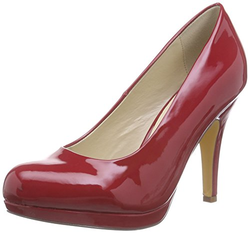 Another Pair of Shoes - Pamelaae1, Scarpe col tacco Donna Rosso (Rot (red31))