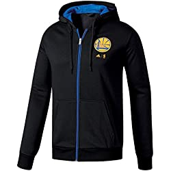 adidas Hoody Sudadera Golden State Warriors, Hombre, Multicolor (Nbagsw), XL