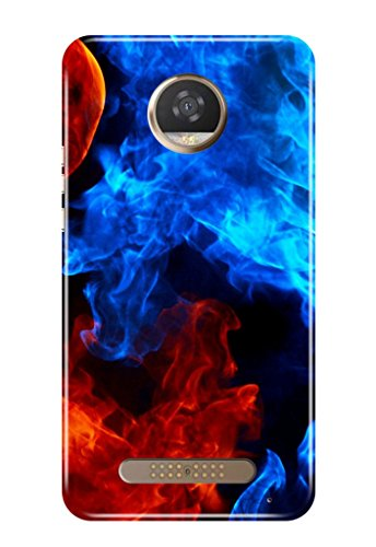 huge discount 794d0 90ea2 Hupshy® Moto Z2 Play Cover/Moto Z2 Play Back Cover/Moto Z2 Play Designer  Printed Back Case & Covers