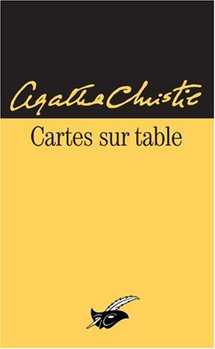 Cartes sur table par Agatha Christie