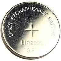 Li-Ion LIR2032 CR2032 Batería de botón Recargable ...