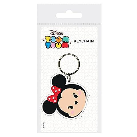 Disney rk38583C tsum Minnie Mouse Gummi Schlüsselanhänger