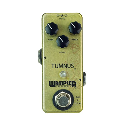 Wampler Tumnus Overdrive Guitar Effects Pedal