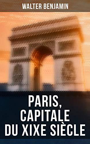 Couverture du livre Paris, capitale du XIXe siècle