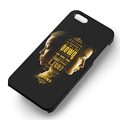 Unique Katniss Hunger Game Quote Für iPhone 5 or iPhone 5S or iPhone 5SE Hülle (Schwarzen Hartplastik Hülle) W5H5UQ