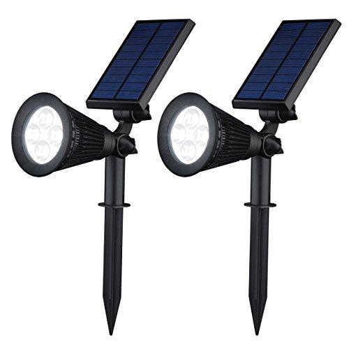 Lampada Solare VicTsing 2 PACK da Esterno