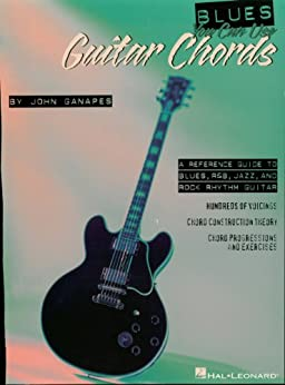 Blues You Can Use Book of Guitar Chords par [Ganapes, John]