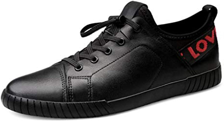 Zxcvb Scarpe Casual Men ' S Comodo Maglie Traspiranti Guida In Esecuzione Basso Per Aiutare scarpe da ginnastica Nero   Ampie Varietà    Maschio/Ragazze Scarpa