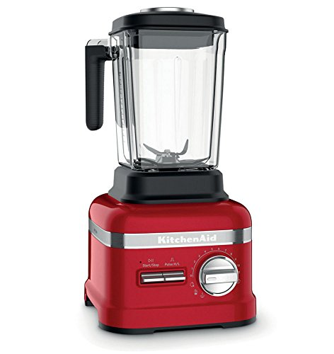 KitchenAid 5KSB8270ECA, Artisan Power Plus Blender/Standmixer, Liebesapfel Rot