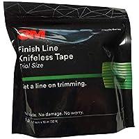 3M Finish Line Banda de cierres de alambre para bolsas de plástico, 3,5 mm x 10 m
