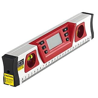 Flex ADL 30 Nivel de punto – Nivelador láser (Nivel de punto, Negro, Rojo, Plata, 1/4″, 0,5 mm/m, 0,2°, 300 mm)
