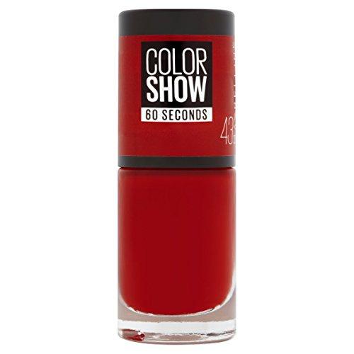 Gemey Maybelline ColorShow–Esmalte