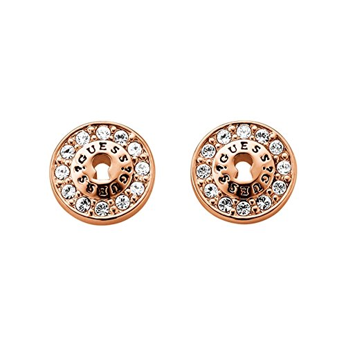 Guess Jewellery Earrings Damen - rosévergoldet UBE71331