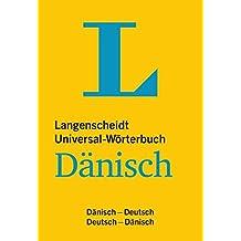 Langenscheidt Universal-Wörterbuch Dänisch: Dänisch-Deutsch/Deutsch-Dänisch (Langenscheidt Universal-Wörterbücher)