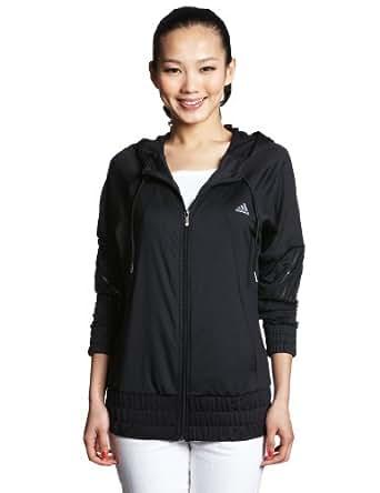 adidas BX X34871 COVERUP Women's Jacket Blouson Black black Size:XL