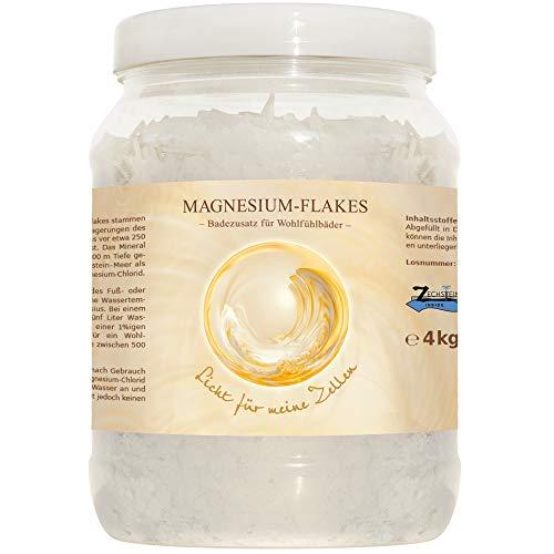 Zechstein Inside Magnesium Flakes Magnesiumchlorid  4 kg