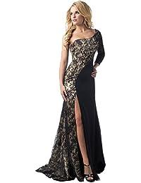 Yesmile Vestido de Mujer Falda Blanco Ropa Vestido Elegante de Noche para Boda Fista Vestido Largo de Verano Maxi BOHO de las…