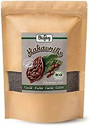 Biojoy BIO-cacao nibs, rauw, ongeroosterd en vrij van suiker (1 kg)