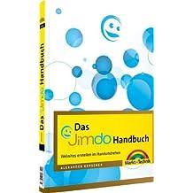 Das Jimdo-Handbuch - Websites erstellen im Handumdrehen