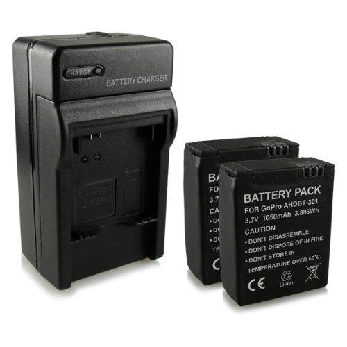 ml-mobilesr-caricabatteria-2x-batteria-come-gopro-ahdbt-201-ahdbt-301-con-infochip-100-compatibile-c