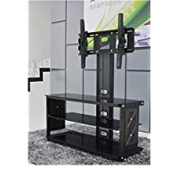 """LED TV Stand Table with Mounting For Tv Size 32"""" To 60"""". GDF-36"""