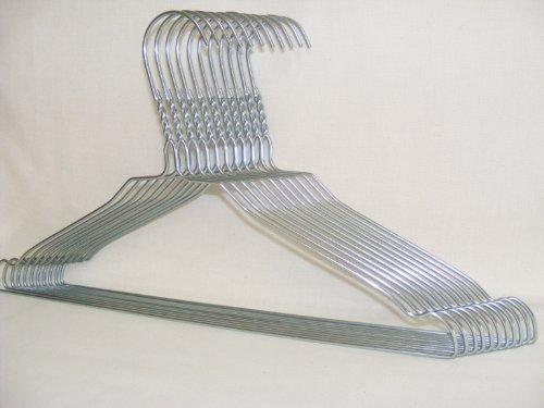 100-Drahtbgel-fr-HEMDEN-UND-BLUSEN-von-KleinesKaufhaus24-Top-Qualitt-Hochwertig-verzinkter-Stahl-Materialstrke-20-mm