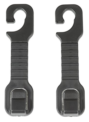 Preisvergleich Produktbild Dino 130044 Kopfstützen-Haken für Taschen und Kleidung, 2 Stück