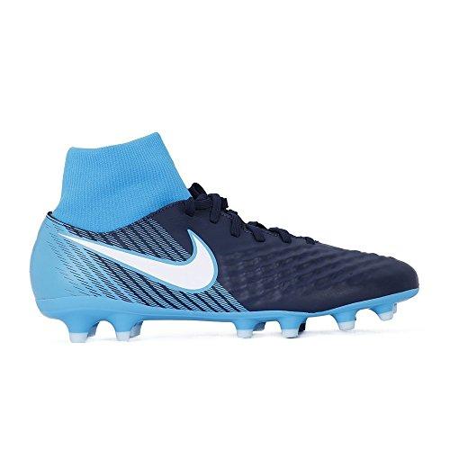 Nike Magista Onda II DF FG 917787-414 Dunkelblau Fußballschuhe , Schuhgröße:EUR - Schuhe 2014 Nike Fußball