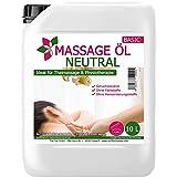 MyThaiMassage Massageöl Neutral & Soft 10-Liter