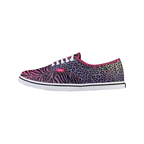 Vans Auth Low U, Baskets Basses Mixte Adulte Rose - rose