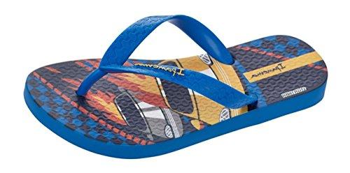 Ipanema Carz Kinder Flip Flops/Sandalen-Blue-35/36