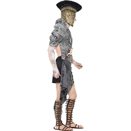 Imagen de disfraz de gladiador romano disfraz zombi horror romana disfraz monster disfraz halloween horror disfraz carnaval disfraces disfraz de gladiador romano de los hombres alternativa