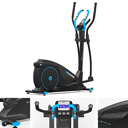We R Sports Cardio Cross Trainer Machine Magnetic Fitness E-Power Elliptical Cross Trainer